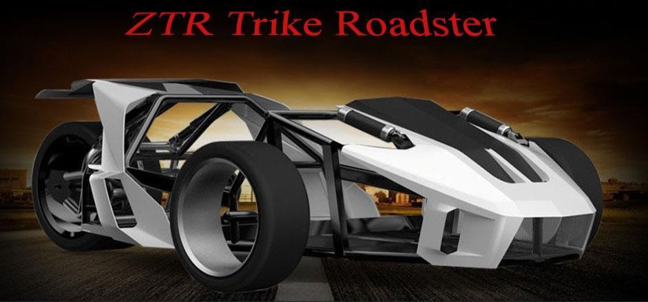Types Of Jeeps >> ZTR Trike Roadster,ZTR,Trike Roadster,Trike Roadster ...